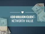 400 Mil client networth 160x120 - 400 million client-networth value