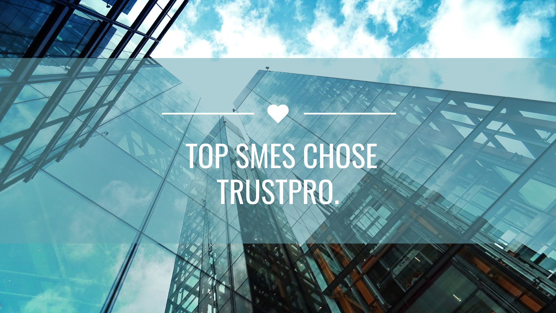 Top SME chose TrustPro - 20 Happy Project Clients from Top Enterprises